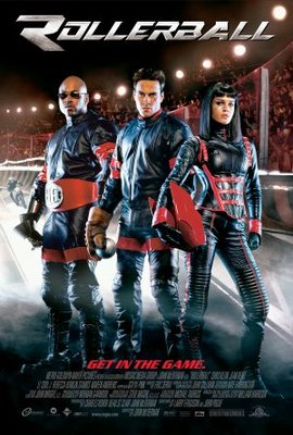 Rollerball movie poster (2002) poster MOV_bd0144c1