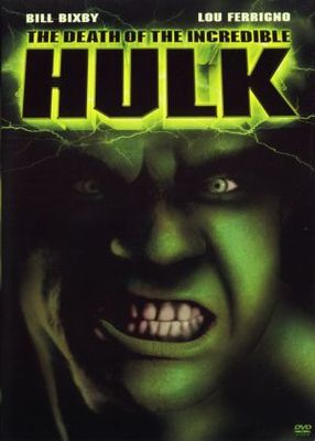 The Death of the Incredible Hulk movie poster (1990) poster MOV_bd01db74