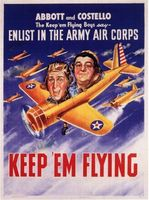 Keep 'Em Flying movie poster (1941) picture MOV_bd04ed90