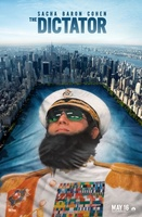 The Dictator movie poster (2012) picture MOV_bd05cc57