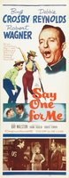 Say One for Me movie poster (1959) picture MOV_bd1035d9