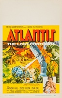 Atlantis, the Lost Continent movie poster (1961) picture MOV_bd138b5c