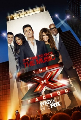 The X Factor movie poster (2011) poster MOV_bd159a59