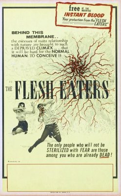 The Flesh Eaters movie poster (1964) poster MOV_bd17d7b0