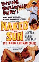 Naked in the Sun movie poster (1957) picture MOV_bc5ce0e8