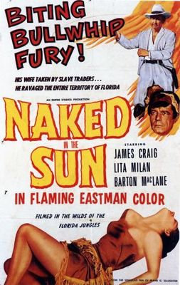 Naked in the Sun movie poster (1957) poster MOV_bd1d0394
