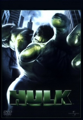 Hulk movie poster (2003) poster MOV_bd298dce