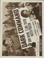 Dark Command movie poster (1940) picture MOV_01df9309
