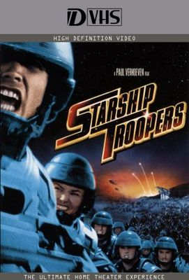 Starship Troopers movie poster (1997) poster MOV_bd2fbce4
