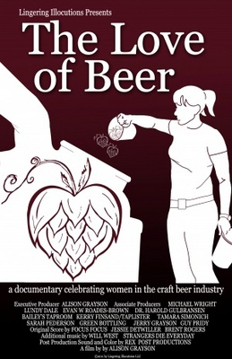 The Love of Beer movie poster (2011) poster MOV_bd32e358