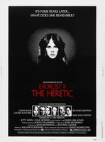 Exorcist II: The Heretic movie poster (1977) picture MOV_bd39ad1a