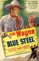 Blue Steel movie poster (1934) picture MOV_bd3b5417