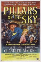 Pillars of the Sky movie poster (1956) picture MOV_bd3cd34b