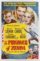 The Prisoner of Zenda movie poster (1937) picture MOV_bd3f4acb