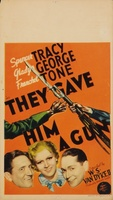 They Gave Him a Gun movie poster (1937) picture MOV_bd4243bf