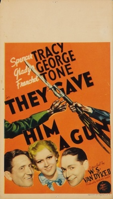 They Gave Him a Gun movie poster (1937) poster MOV_bd4243bf