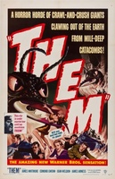 Them! movie poster (1954) picture MOV_bd449a9d