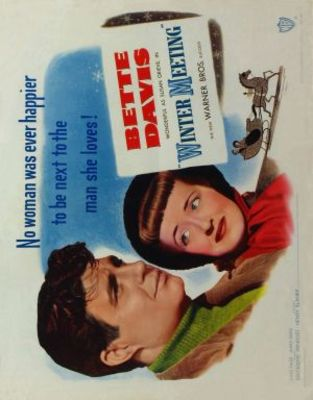 Winter Meeting movie poster (1948) poster MOV_bd466a20
