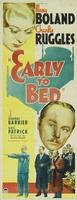 Early to Bed movie poster (1936) picture MOV_bd483acf