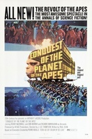 Conquest of the Planet of the Apes movie poster (1972) picture MOV_18380e2c