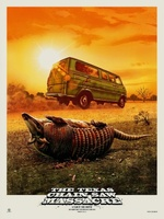 The Texas Chain Saw Massacre movie poster (1974) picture MOV_bd4b5049