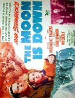 The Moon Is Down movie poster (1943) picture MOV_bd563a80