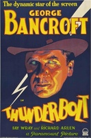 Thunderbolt movie poster (1929) picture MOV_bd567d35