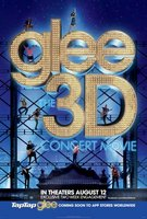 Glee: The 3D Concert Movie movie poster (2011) picture MOV_bd5f36f2