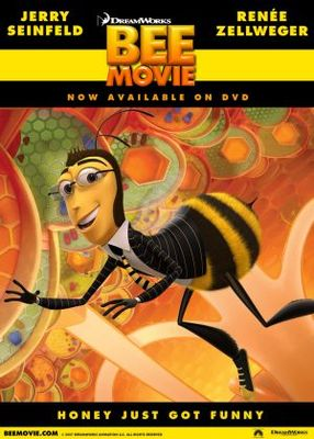Bee Movie movie poster (2007) poster MOV_bd614f09