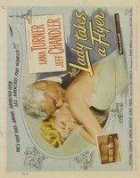 The Lady Takes a Flyer movie poster (1958) picture MOV_bd657ac0