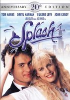 Splash movie poster (1984) picture MOV_bd690356