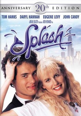 Splash movie poster (1984) Poster. Buy Splash movie poster (1984) Posters  at IcePoster.com - MOV_bd690356