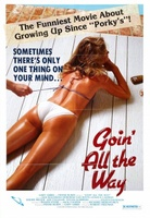 Goin' All the Way movie poster (1982) picture MOV_bd7806e1