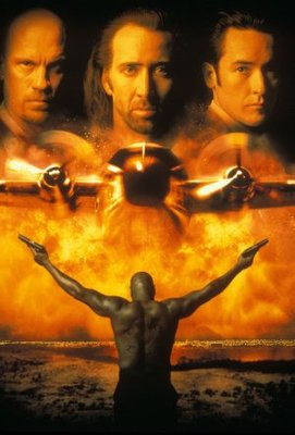 Con Air movie poster (1997) poster MOV_bd7d5697