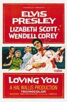 Loving You movie poster (1957) picture MOV_e564afdd