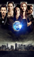 The Mortal Instruments: City of Bones movie poster (2013) picture MOV_bd8d8c8f