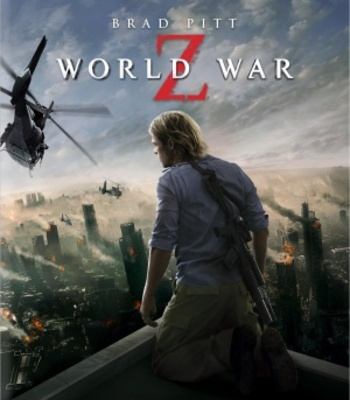 World War Z movie poster (2013) poster MOV_bd90e43b