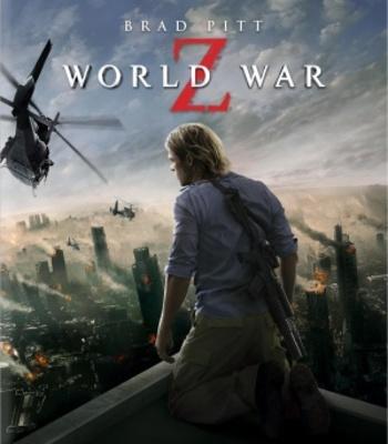 World War Z movie poster (2013) poster MOV_bd90e43b