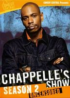 Chappelle's Show movie poster (2003) picture MOV_bd9841bc