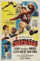 Crazylegs movie poster (1953) picture MOV_bd9d0c22