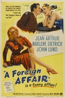 A Foreign Affair movie poster (1948) picture MOV_bd9e7526