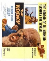 The Werewolf movie poster (1956) picture MOV_bda31c0e