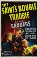 The Saint's Double Trouble movie poster (1940) picture MOV_bda6628b