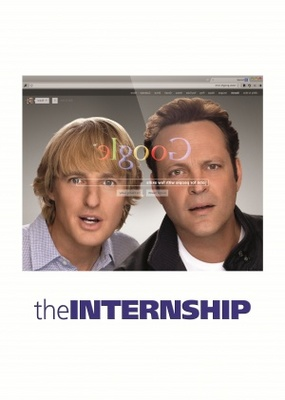 The Internship movie poster (2013) poster MOV_bda89cc2