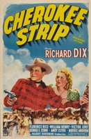 Cherokee Strip movie poster (1940) picture MOV_bda8e1f7