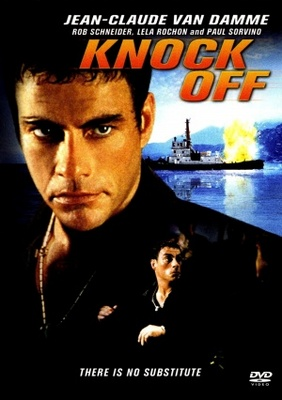 Knock Off movie poster (1998) poster MOV_bda9a209