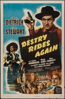 Destry Rides Again movie poster (1939) picture MOV_bdadc761