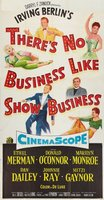 There's No Business Like Show Business movie poster (1954) picture MOV_bdafd185