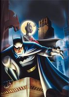 Batman: Mystery of the Batwoman movie poster (2003) picture MOV_bdb651d7