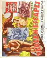 Tarzan Escapes movie poster (1936) picture MOV_a5281063
